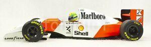 1/18 Ayrton Senna 1993 McLaren Ford MP4/8 FULL LIVERY