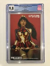 Future State: Wonder Woman #2 CGC 9.8 Jenny Frison variant cover 2021