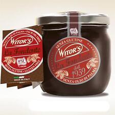Crème à Tartiner Fondant Chocolat Witor's la Fondant 360 Gr Nutella Gluten F