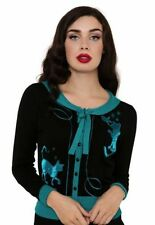 Animal Print Regular Thin Knit Jumpers & Cardigans for Women