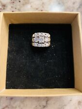 Ladies Diamond Wedding Ring Set - See Full Description- Appraised At $3,400