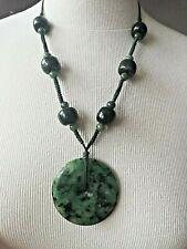 collier ancien en Jade