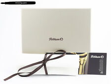 NEW Pelikan GS5 Premium Gift Box with Leather Case / Etui and Guarantee Card