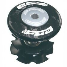 """FSA Carbon Star Nut Assembly 1 1/8"""" for alloy Steerer with carbon top cap"""