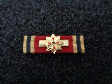 *(A15-341) 8er Stern zum großen Bundesverdienstkreuz Ordensspange / Bandschnalle