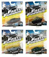 Fast & Furious Set of 4 - Ford Victoria, Ripsaw, Ice Charger, Maserati Ghibli