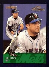 2003 Playoff Prestige Xtra Points Green #147 Mike Piazza #038/150 (B)