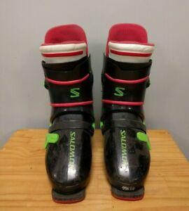 Vintage Salomon Ski Boots 83 EXP Womens Size 335/ 26.5