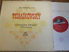 ANG 35565 Tchaikovsky Symphony No. 4 / Silvestri