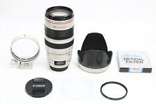 Canon EF 35-350mm L USM Lens EX+ EOS DIGITAL +BONUS 72mm UV FILTER 28 350 mm 300