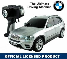 BLACK 1:18 BMW X5 Series Electric RC Radio Remote Control Car Kids Toy Gift