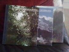 3 The World's Wild Places Time Life Hawaii/Himalayas/C.American JunglesHardback