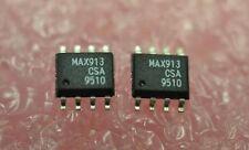 MAXIM MAX913CSA Ultra Fast Lower Power Precision TTL Comparator, SO-8, Qty.10