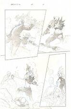 X-Men: Battle of the Atom #2 p.11 - Magik vs. Future Professor X - by Esad Ribic