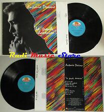 LP ANTONIO DECIMO La grande domenica 1989 italy AMEDEO MINGHI EUROPA EL 10 cd mc