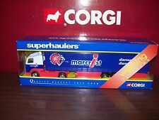 Corgi Modern 1:64 Scale Superhauler Volvo Curtainside Marcrist Promo Rare 86722
