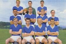 CARDIFF CITY FOOTBALL TEAM PHOTO>1963-64 SEASON