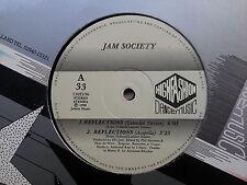 Jam Society-Reflections