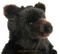 """Kösener Bär """"Bummi"""" - mokka, #4854 - schönes Plüschtier für einen guten Zweck"""