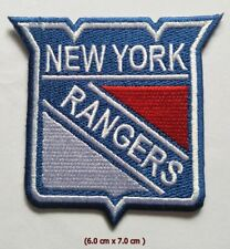 New York Rangers Sport Logo Embroidery Patch Iron and sewing on Clothes