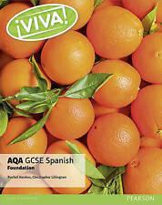 Viva! AQA GCSE Spanish Foundation Student Book by Rachel Hawkes, Christopher Lillington (Paperback, 2016)