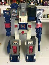 1987 Hasbro Transformers G1 Headmaster Fortress Maximus Vintage