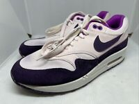 Nike Air Max 1 Light Women's Sneakers Soft Pink Grand Purple Size 9 MSRP $110
