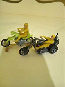 RRRumblers Mattel Vintage x2