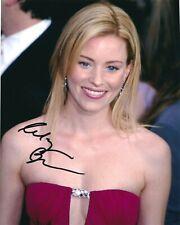 Elizabeth Banks signed 8x10 color photo