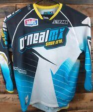 ONEAL MX Men's XL Long Sleeve Hardware Jersey Shirt (Purcell 223) #KC383