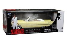 Scarface 1963 Cadillac Series 62 Limited Edition Die Cast Car 1 24 Jada Toys