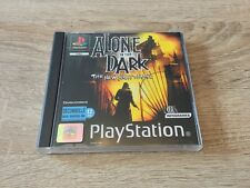 Alone In The Dark, The New Nightmare. Black Label. Sony PlayStation One. PS1 PAL