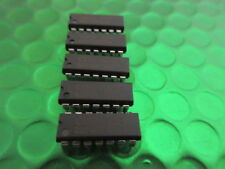 6x 74HCT00, Quad 2 Input NAND Logic IC, Goldstar, UK STOCK. Just 55p each!