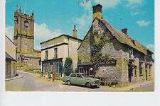 Vauxhall Victor FB at Royal Oak Inn, Cerne Abbas, Dorset