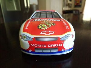 2000 CHEVY MONTE CARLO # 25 MARINES RANDY TOLSMA 1/24 HOT WHEELS LOOSE USMC
