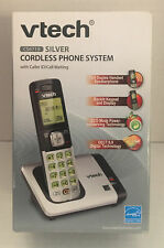 VTech CS6719 Cordless Phone with Caller ID/Call Waiting Silver