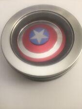 USA EDC Fidget Spinner Hand Captain America Shape Finger Desk Spinner Focus Toys