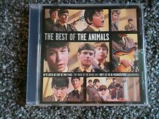 """ANIMALS, THE """"THE BEST OF THE ANIMALS"""" CD HOUSE OF THE RISING SUN WEVE GOT TO GE"""