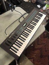 Yamaha Dx21 Digital Programmable Algorithm Synthesizer Electronic Keyboard Vgc