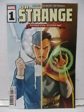 Doctor Strange: Surgeon Supreme #1 /411 - Marvel 2020 Series