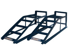 Cougar Car Ramps 2.5 Tonne Ton Heavy Duty Metal Vehicle Lift Maintenance