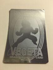 Dragon Ball Z PP Card Silver 1031