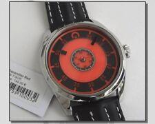 Uhr mit Leuchtzifferblatt und ungewöhnlicher Anzeige der Zeit: UNISEX; #KWT9OR