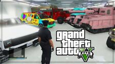 GTA 5 Money Drop for PC Cash up to 1 billion + choose your rank! Steam Only