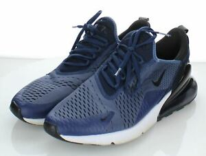 03-21 $150 Men's Size 10.5 Nike Air Max 270 React Textile Mesh Trainers