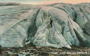 GLACIER BC - Great Glacier