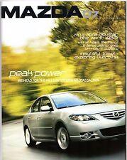Mazda Magazine No7 Summer 2004 UK Market Brochure 3 6 Luce Rotary B-Series