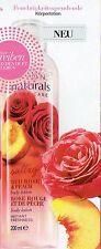 Avon Naturals Rote Rose & Pfirsich Körperlotion