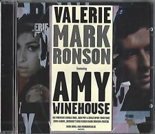 Mark Ronson feat. Amy Winehouse/Valerie * NEW & SEALED 2-track sinlge-CD * NOUVEAU