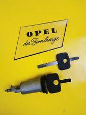 NEU + ORIGINAL Opel Monza Senator A Commodore C Schließzylinder Zündschloß